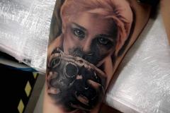 Tattoo Daenerys Juego de Tronos