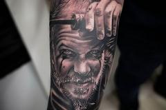 Tattoo Floki Vikingos