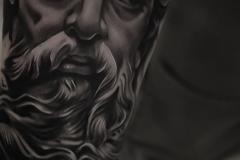Escultura Zeus