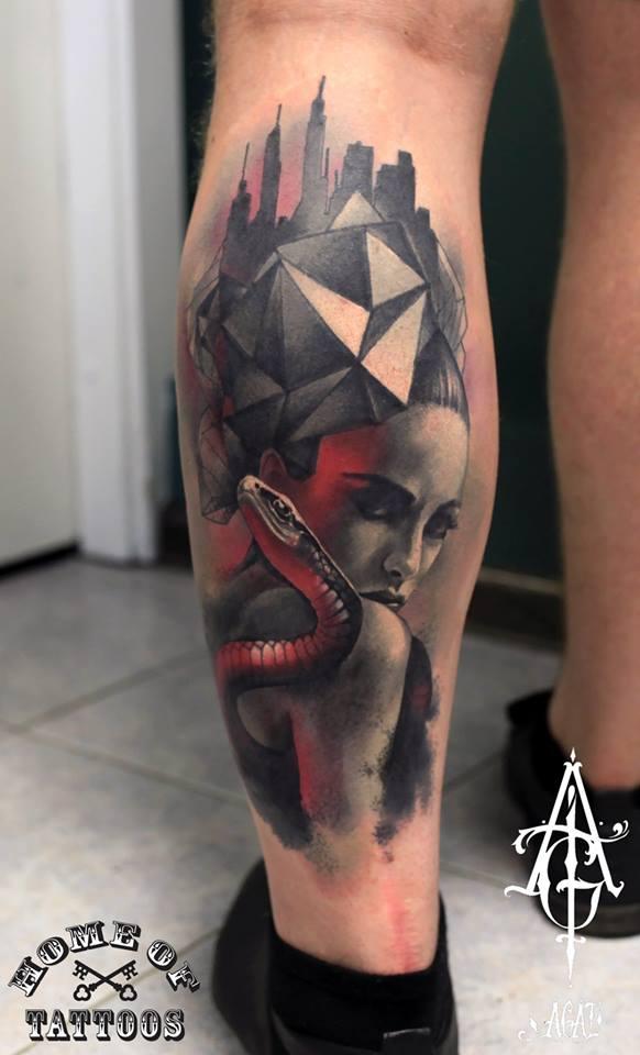 Tatuajes realismo