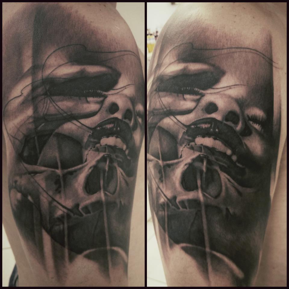 Tattoo realismo Jason Butcher