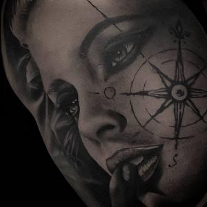 tatuaje realismo barcelona