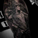 tattoo realismo barcelona Tony Atichati