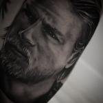 tattoo realismo Tony Atichati