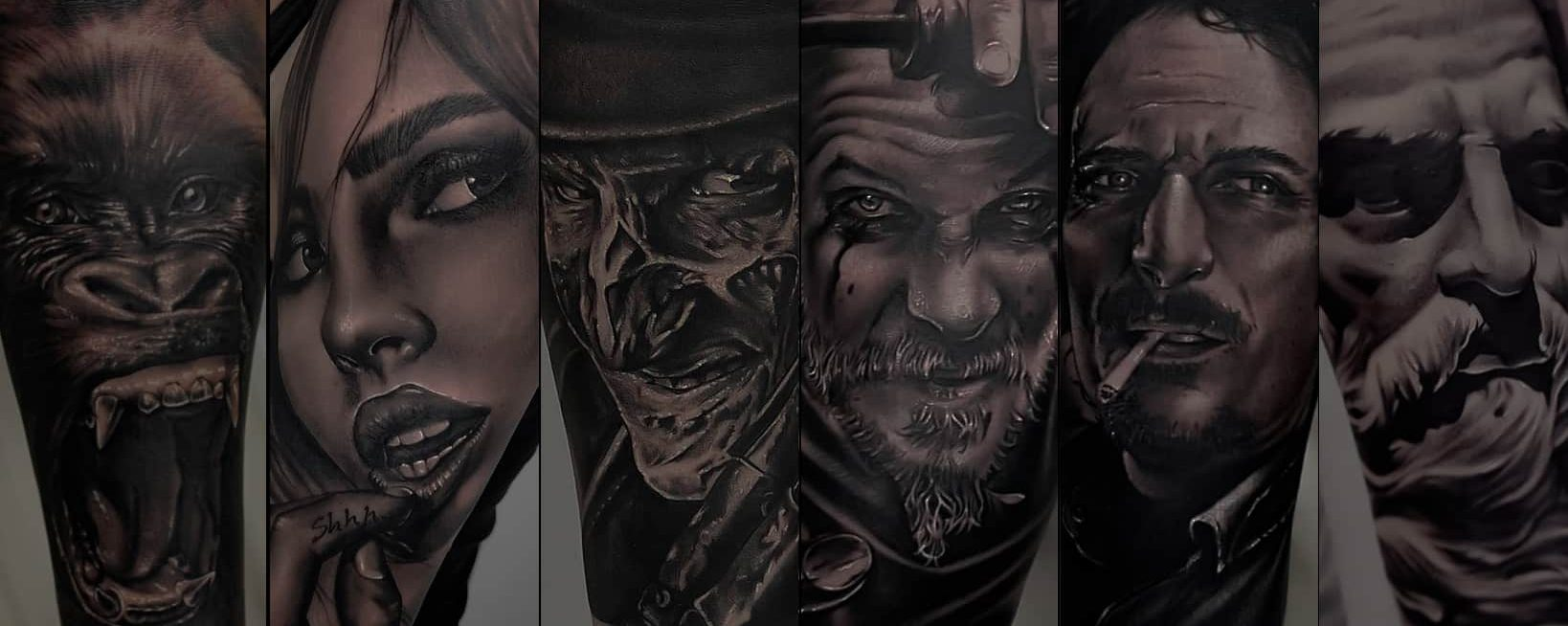 Steel Of Doom Tattoo Barcelona